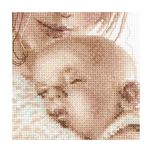 """Набор для вышивания крестом Риолис """"Нежность"""" (фото, вид 2)"""