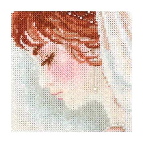 """Набор для вышивания крестом Риолис """"Невеста"""" (фото, вид 2)"""