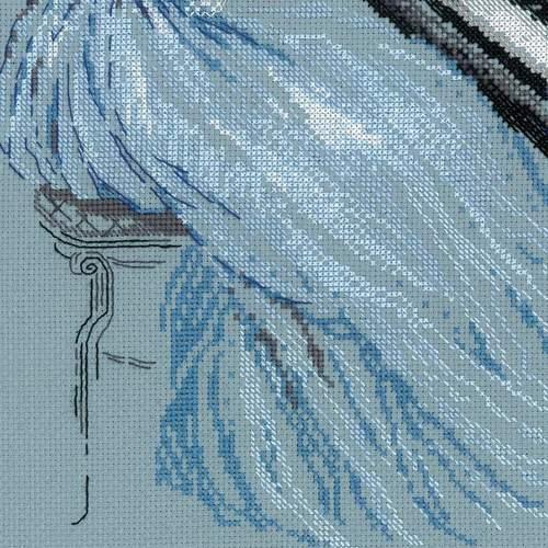 """Набор для вышивания крестом Риолис """"Адажио"""" (фото, вид 4)"""