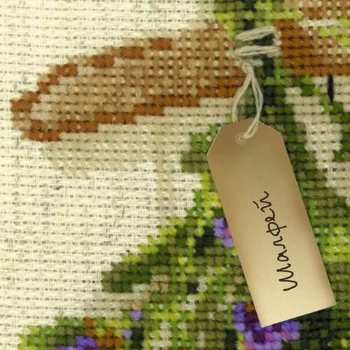 """Набор для вышивания крестом Риолис """"Пряные травы"""" (фото, вид 1)"""