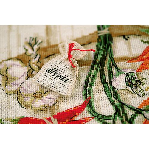 """Набор для вышивания крестом Риолис """"Острые приправы"""" (фото, вид 1)"""