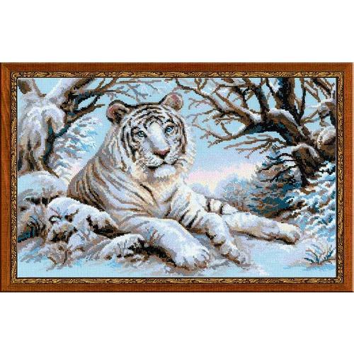 """Набор для вышивания крестом Риолис """"Бенгальский тигр"""""""
