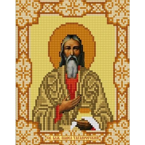 """Канва/ткань с нанесенным рисунком Конёк """"Святой Павел"""""""