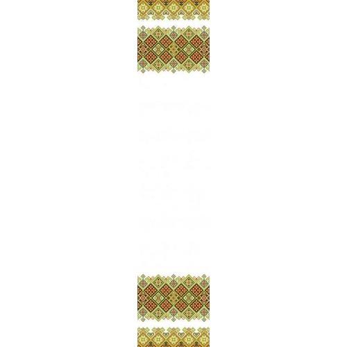 """Канва/ткань с нанесенным рисунком Конёк """"Рушник свадебный 1"""""""