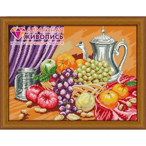 """Набор для выкладывания мозаики Алмазная живопись """"Осенний натюрморт"""""""