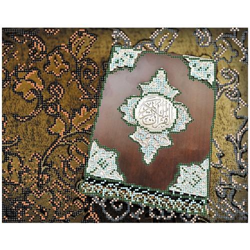 "Канва/ткань с нанесенным рисунком Матрёнин посад ""Коран"""