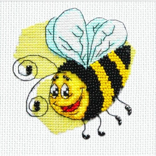 """Набор для вышивания бисером Паутинка """"Пчелка"""""""
