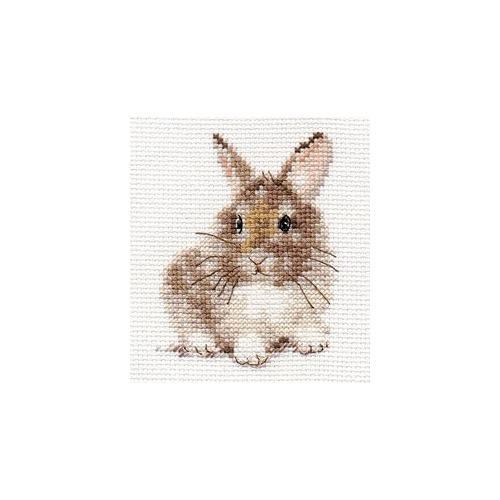 """Набор для вышивания крестом Алиса """"Кролик"""""""