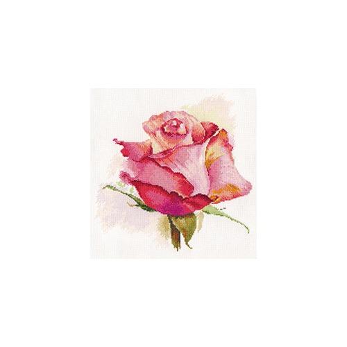 """Набор для вышивания крестом Алиса """"Дыхание розы. Очарование"""""""