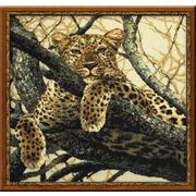 """Набор для вышивания крестом Риолис """"Леопард"""""""