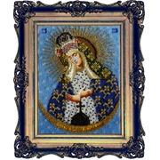 """Набор для вышивания бисером Вышиваем бисером """"Остробрамская икона Божией Матери"""""""