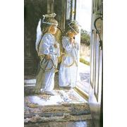 """Набор для вышивания крестом Candamar Designs """"Маленькие ангелы"""""""