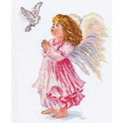 """Набор для вышивания крестом Алиса """"Благослови"""""""