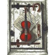 """Набор для вышивания крестом Палитра """"Натюрморт со скрипкой"""""""