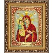 """Набор для вышивания бисером Паутинка """"Пресвятая Богородица Троеручица"""""""