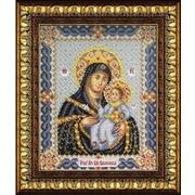 """Набор для вышивания бисером Паутинка """"Пресвятая Богородица Вифлеемская"""""""
