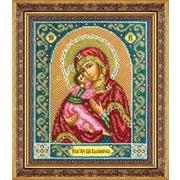 """Набор для вышивания бисером Паутинка """"Пресвятая Богородица Владимирская"""""""