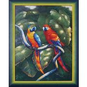 """Набор для вышивания бисером Магия канвы """"Краски джунглей"""""""