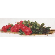 """Набор для вышивания крестом Палитра """"Розы на столе"""""""