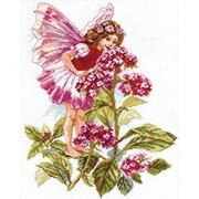 """Набор для вышивания крестом Алиса """"Принцесса лета"""""""