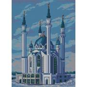 "Канва/ткань с нанесенным рисунком Конёк ""Мечеть Кул Шариф"""