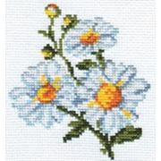 """Набор для вышивания крестом Алиса """"Ромашки"""""""