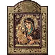 """Набор для вышивания бисером Nova sloboda """"Богородица Троеручница"""""""