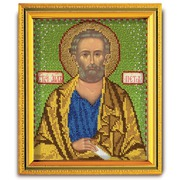 """Набор для вышивания бисером Радуга бисера (Кроше) """"Св. Апостол Петр"""""""