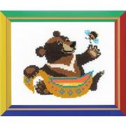 """Набор для вышивания крестом Риолис """"Гималайский мёд"""""""
