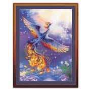 """Набор для вышивания крестом Риолис """"Птица счастья"""""""