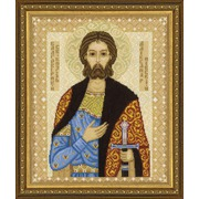 """Набор для вышивания крестом Риолис """"Святой князь Александр Невский"""""""