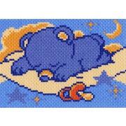 """Канва/ткань с нанесенным рисунком Матрёнин посад """"Маленький соня"""""""