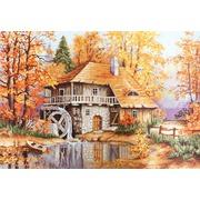 """Гобелен Luca-S """"Осенний пейзаж"""""""