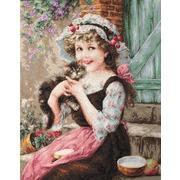 "Гобелен Luca-S ""Маленький котенок"""
