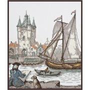 """Набор для вышивания крестом Палитра """"Голландский художник"""""""