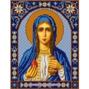 """Канва/ткань с нанесенным рисунком Конёк """"Святая Мария Магдалина"""""""