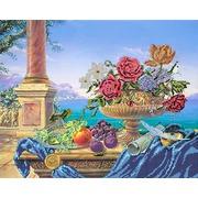 """Канва/ткань с нанесенным рисунком Глурия (Астрея) """"Античный натюрморт"""""""
