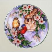 """Набор для вышивания бисером Глурия (Астрея) """"Птичий домик"""""""