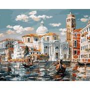 """Набор для раскрашивания Белоснежка """"Венеция. Церковь Сан Джеремия"""""""
