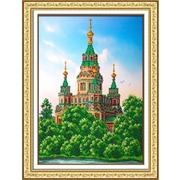 """Набор для вышивания бисером Паутинка """"Петергоф"""""""