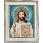 """Набор для вышивания крестом Luca-S """"Иисус Христос"""""""