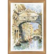 """Набор для вышивания крестом Риолис """"Венеция. Мост вздохов"""""""