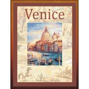 """Набор для вышивания крестом Риолис """"Города мира. Венеция"""""""