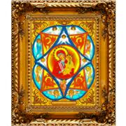 """Набор для вышивания бисером Вышиваем бисером """"Богородица Неопалимая Купина"""""""