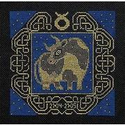 """Набор для вышивания крестом Риолис """"Телец"""""""