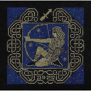 """Набор для вышивания крестом Риолис """"Стрелец"""""""
