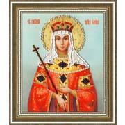 """Набор для вышивания бисером Золотое Руно """"Икона Святой Равноапостольной Царицы Елены"""""""