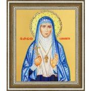"""Набор для вышивания бисером Золотое Руно """"Икона Святой Мученицы Великой Княгини Елизаветы"""""""