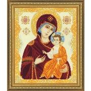 """Набор для вышивания крестом Риолис """"Богоматерь Иверская"""""""