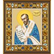 """Набор для вышивания бисером Nova sloboda """"Св.Иоанн Златоуст"""""""